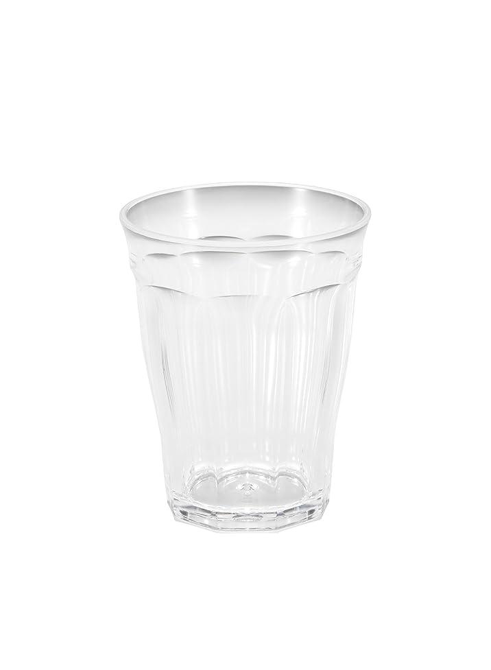 一致する散文取り出すシービージャパン コップ クリア プラスチック製 MS グラス ナインS 230ml UCA