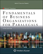 fundamentals of business organizations for paralegals