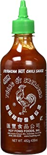 Sriracha, Hot Chili Sauce, 17 oz (482 g