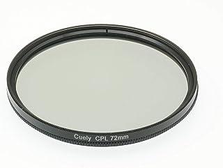Fujiyama 72mm Polarizing Filter for Sony Planar T FE 50mm F1.4 ZA Made in Japan