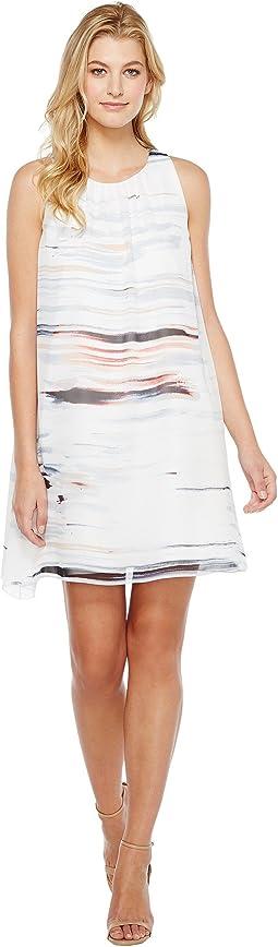 Sleeveless Floating Whispers Dress