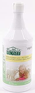 Pet Urine Odor Carpet Cleaner: Spot Chomp Odor and Stain Remover - Cat and Dog Pee Eraser Solution for Floor, Rug, Upholstery, Mattress, Kennel Stains - Enzyme Free Animal Odor Eliminator - 32 Fl Oz
