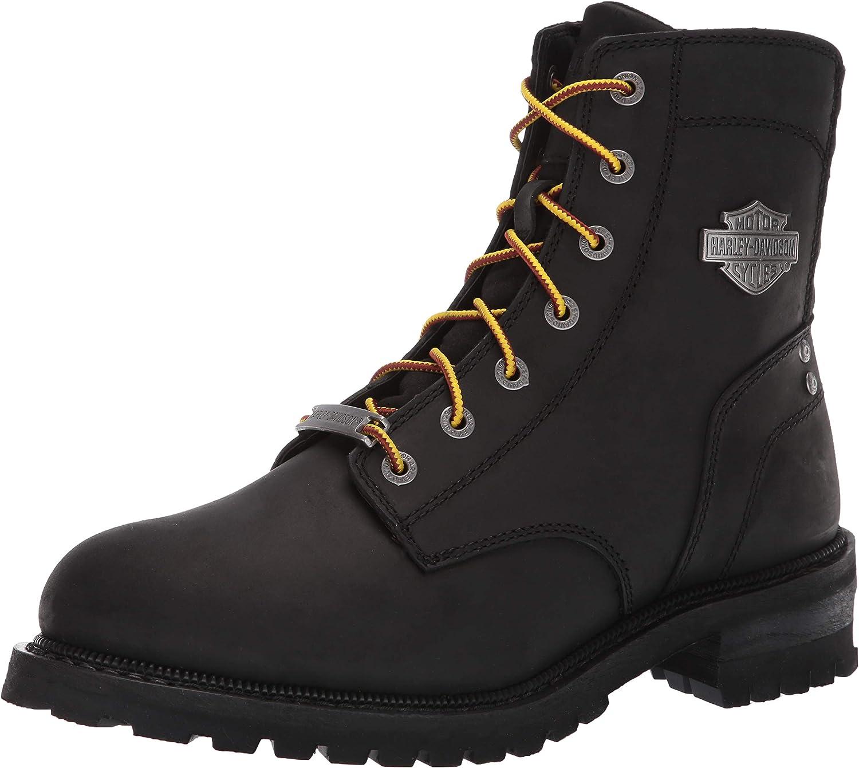 HARLEY-DAVIDSON FOOTWEAR Men's Hedman Sneaker