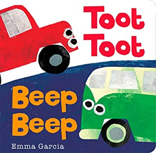 Toot Toot Beep Beep (All About Sounds)