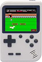 Come-buy Retro Game Console,Handheld Game Console with 400 Classical FC Games 2.8-Inch Color Screen Support for TV Output ...