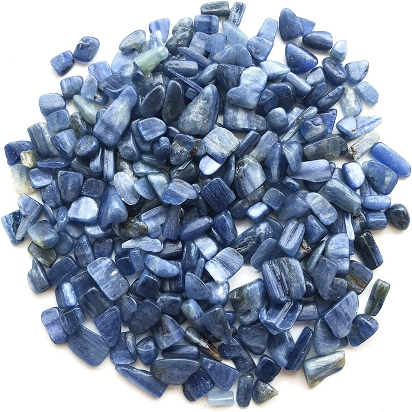 AILIDON Gravel 50g Natural Rough Kyanite Max 47% SEAL limited product OFF Mine Crystal Blue Stone