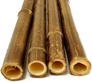 Bamboo Poles Bundle Size: 1