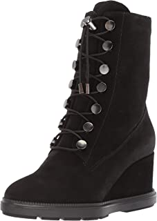 Aquatalia Women's Campbell Suede Ankle Boot,