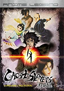 Ghost Slayers Ayashi: Complete Collection