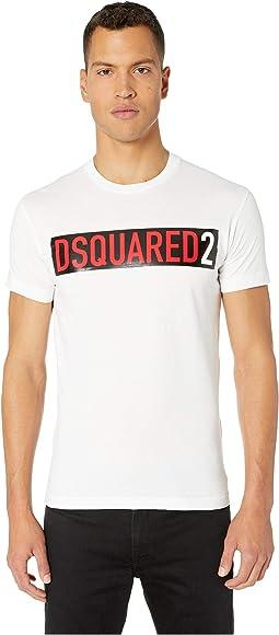 Shiny Logo Cool Fit T-Shirt