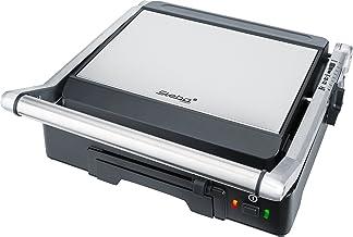 Steba Contactgrill (Cool-Touch-grill) FG 70, traploze temperatuurregeling, uitneembare grillplaten met antiaanbaklaag, vet...