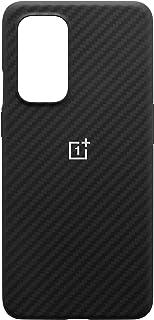 OnePlus 9 Karbon Bumper Case Black