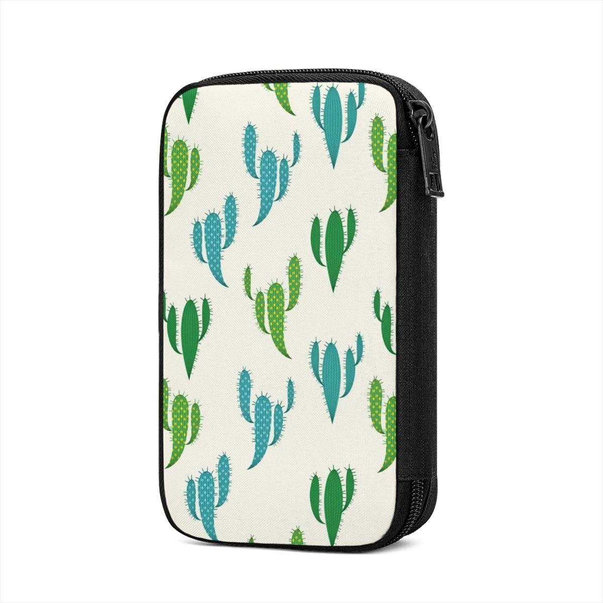 Osvbs Hand Drawn Cactus Electronics Seattle Mall for Lay Organizer Shipping included Double Bag
