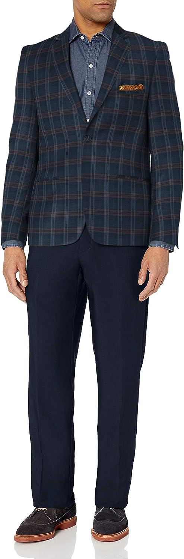 STACY ADAMS Men's Brandi Duo Modern Fit Suit