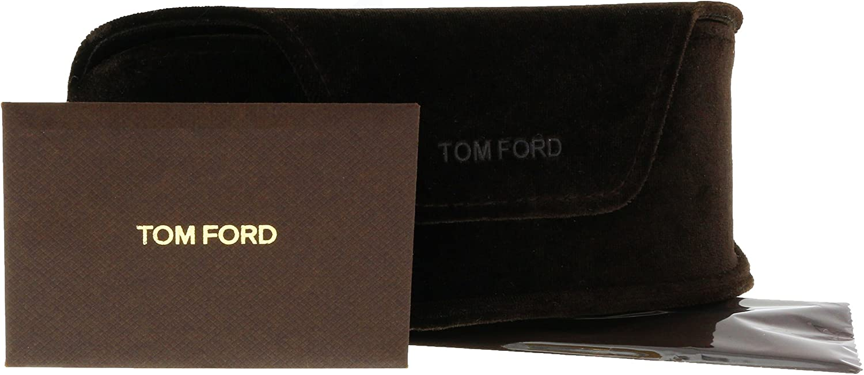 Tom Ford Womens FT0364 01B Vanda Sunglasses Black, 137