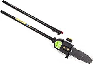 Greenworks 3' Pole Saw Attachment for String Trimmer PSA81