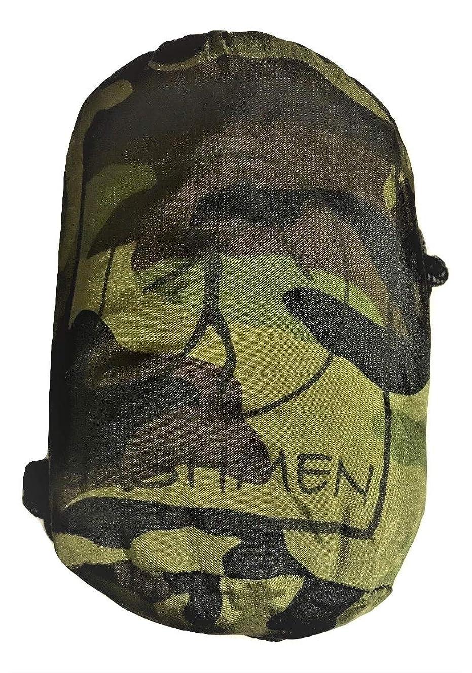 スキーム四分円動詞【Bushmen 】Hammock ZEN Camo ブッシュマン ハンモック ゼン 迷彩 [並行輸入品]