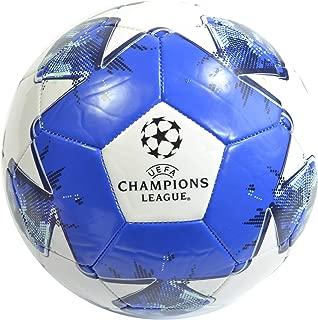 UEFA Champions League - Balón de fútbol (Talla 5), Color Azul y ...