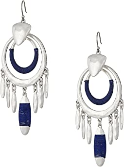 Lucky Brand - Wrapped Earrings