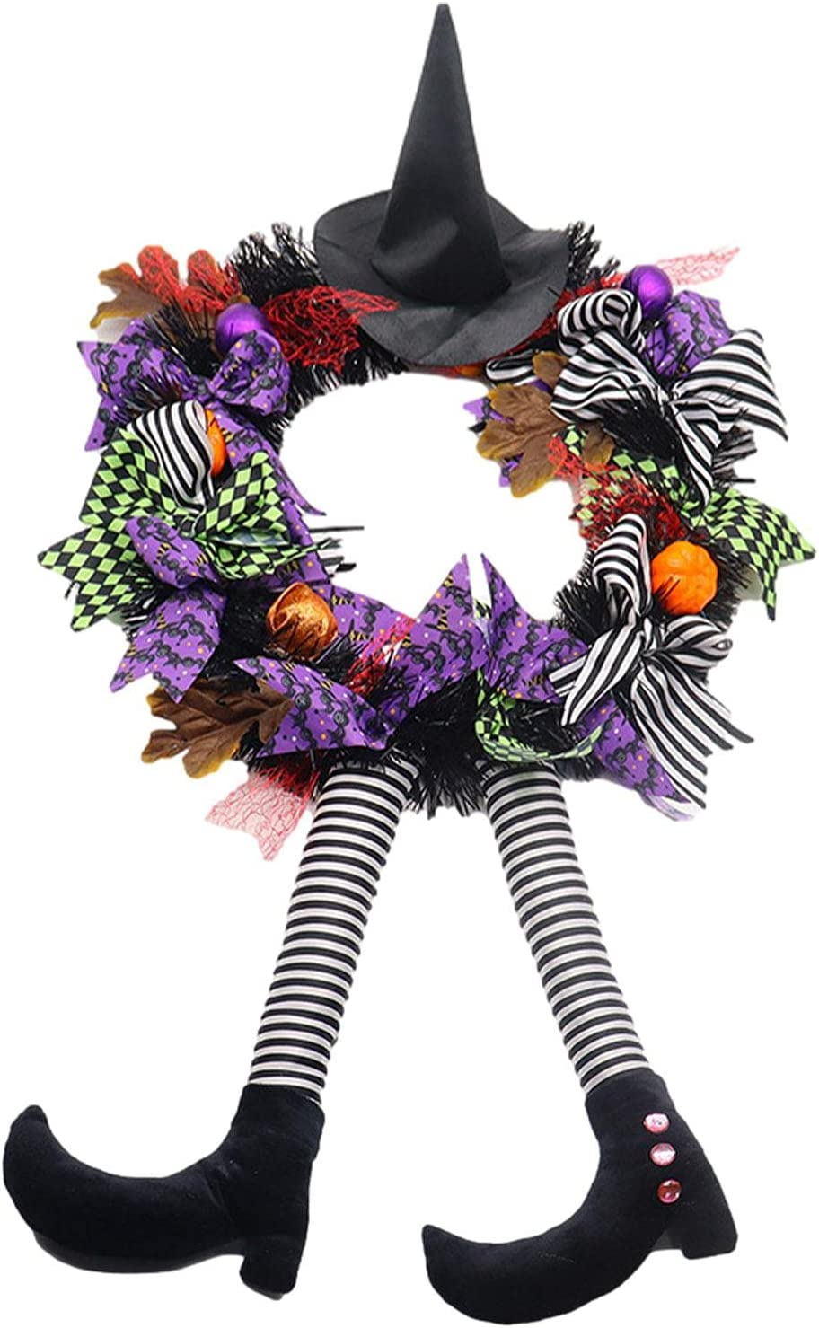 Halloween Wreath for famous Our shop most popular Front Hanging Door Party Decorat