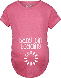 baby loading t shirt girl