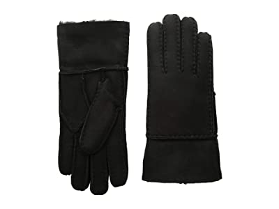 Tundra Boots Sheepskin Gloves (Black) Extreme Cold Weather Gloves