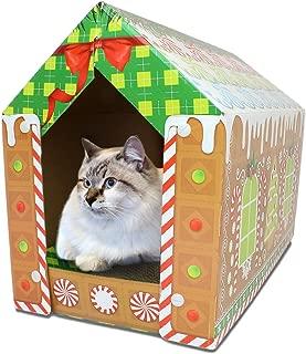 cat house christmas