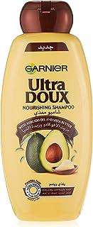Garnier Ultra Doux Avocado Oil & Shea Butter Nourishing Shampoo, 400 ml