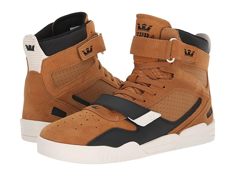 Supra Breaker (Tan/Black/Bone) Men