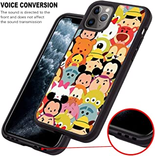 DISNEY COLLECTION Character Disney Tsum Fit for iPhone 11 Pro Max (2019) 6.5inch