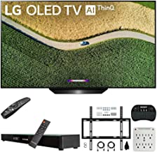 "$1396 » LG OLED55B9PUA B9 55"" 4K HDR Smart OLED TV with AI ThinQ (2019) Bundle with Deco Gear Home Theater Soundbar, Flat Wall Mount Kit, Wireless Keyboard and 6-Outlet Surge Adapter with Night Light"