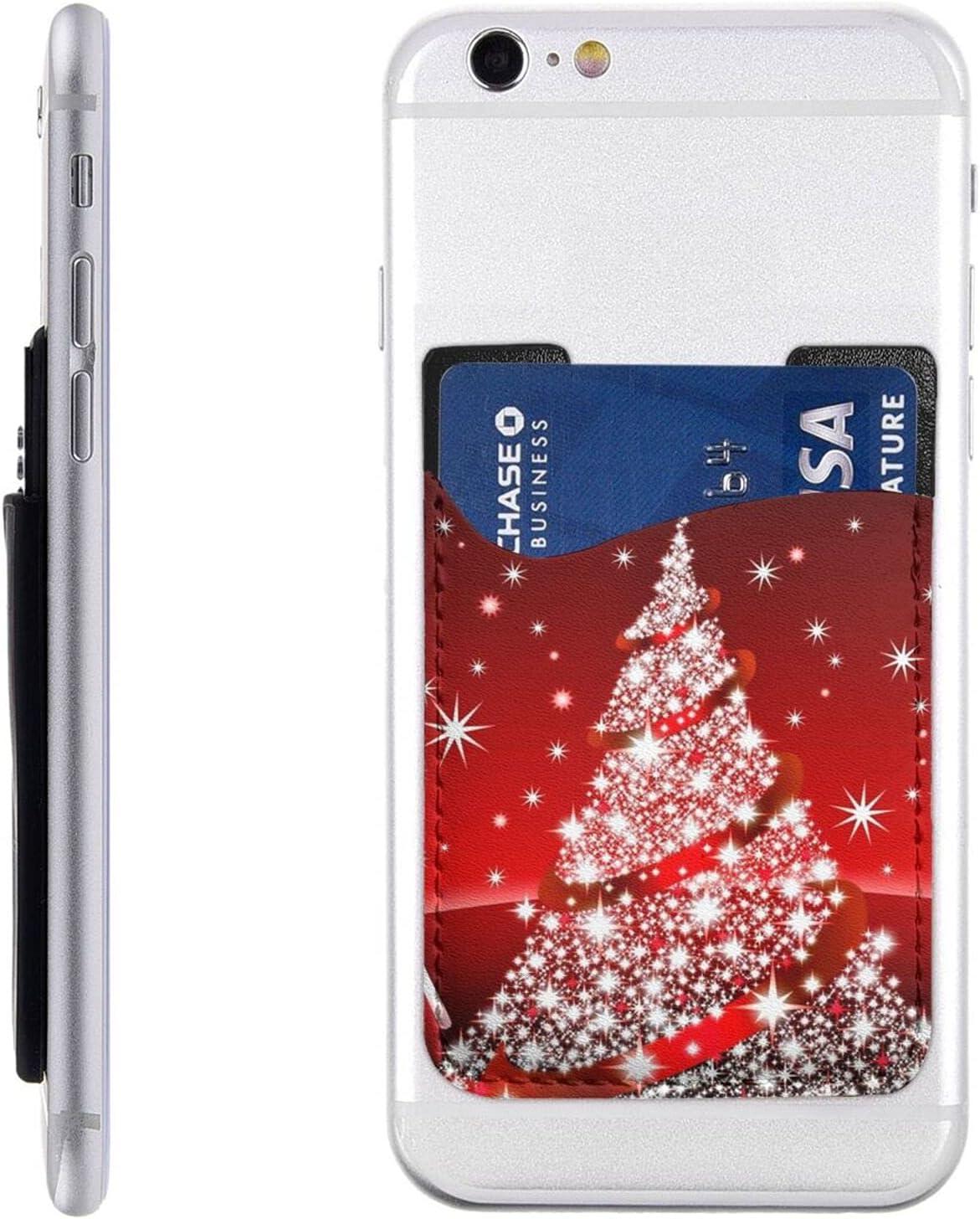 Super-cheap Christmas Decoration Popular Background Phone Holder Card Cell Sti