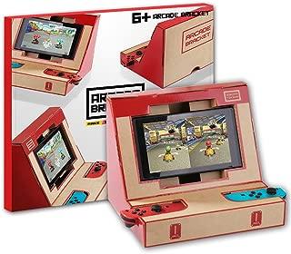 HOMEIDOL Nintendo Switch用 スタンド Nintendo Labo (ニンテンドー ラボ) Switch Labo(アーケードのようにゲーム) 自分で作り DIY 任天堂スイッチ ニンテンドー