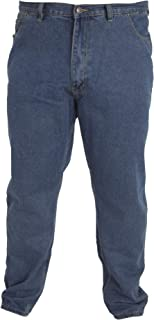 comprar comparacion Duke - Pantalón cómodo Modelo Rockford Tallas Grandes para Hombre