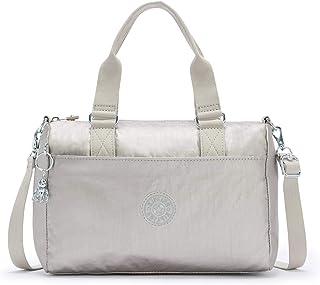 Kipling Folki Medium Metallic Handbag