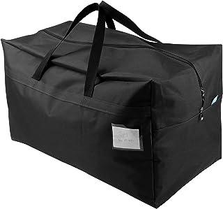 iwill CREATE PRO BJDFORDE Sac de transport pour articles de décoration et guirlandes, Oxford Textile, Noir pur., 27.5(L)*1...