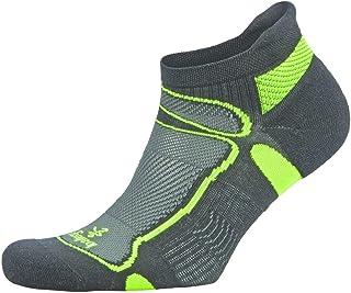 Ultralight - Calcetines Deportivos para Correr, Mujer, Color Negro y Verde, tamaño Medium