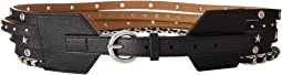 MICHAEL Michael Kors - 70mm Multi Strand Waist Belt