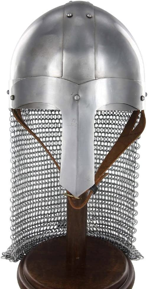 Armory Replicas Medieval Miami Mall All stores are sold Saxon Nasal Helmet