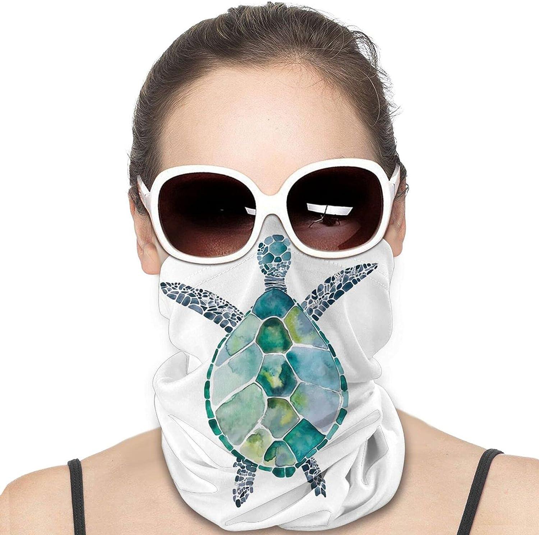 turtle Neck Gaiter Windproof Face Cover Balaclava Outdoors Magic Scarf Headband for Men Women Motorcycling Fishing Running Climbing