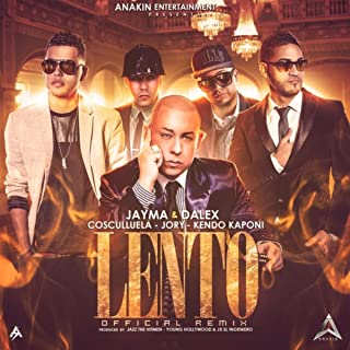 Lento (Remix) [feat. Cosculluela, Jory & Kendo Kaponi]