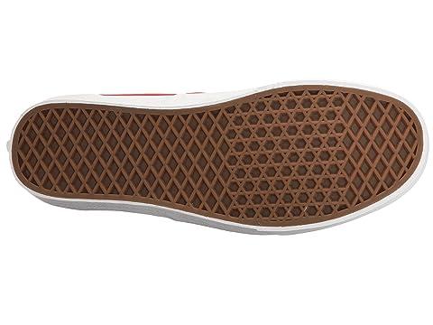 Decon Vans Authentic Night White Leather True Parisian Premium q6awCx56