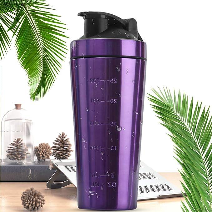 Compra 1L Protein Shaker Bottle, Mezclador de Proteinas ...
