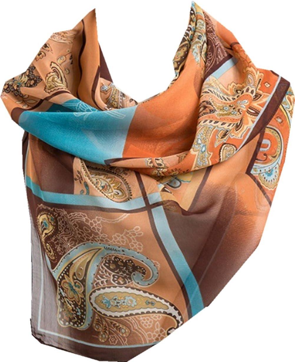 YUNEE Lady Cashew Scarf Fashion Plaid Wrap Shawl