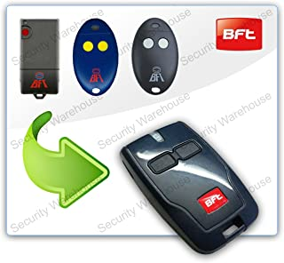 U9A6 BFT MITTO 2B RCB Button REMOTE CONTROL Replacement Electric Gate Key Fob