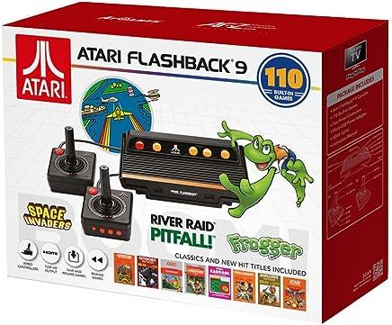 Console Retrô Atari Flashback 9, Com 110 Jogos