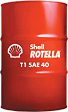 shell rotella 15 40 motor oil