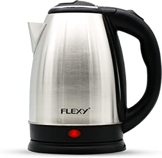 FLEXY® 1.8 Litre Concealed Coil Stainless Steel Kettle-2 Years Warranty