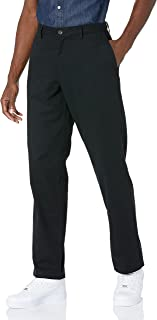 Men's Classic-fit Wrinkle-Resistant Flat-Front Chino Pant