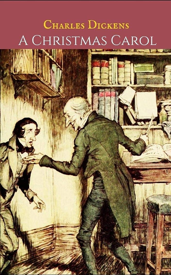 ドライブかる全部A Christmas Carol: A First Unabridged Edition (Annotated) By Charles Dickens.